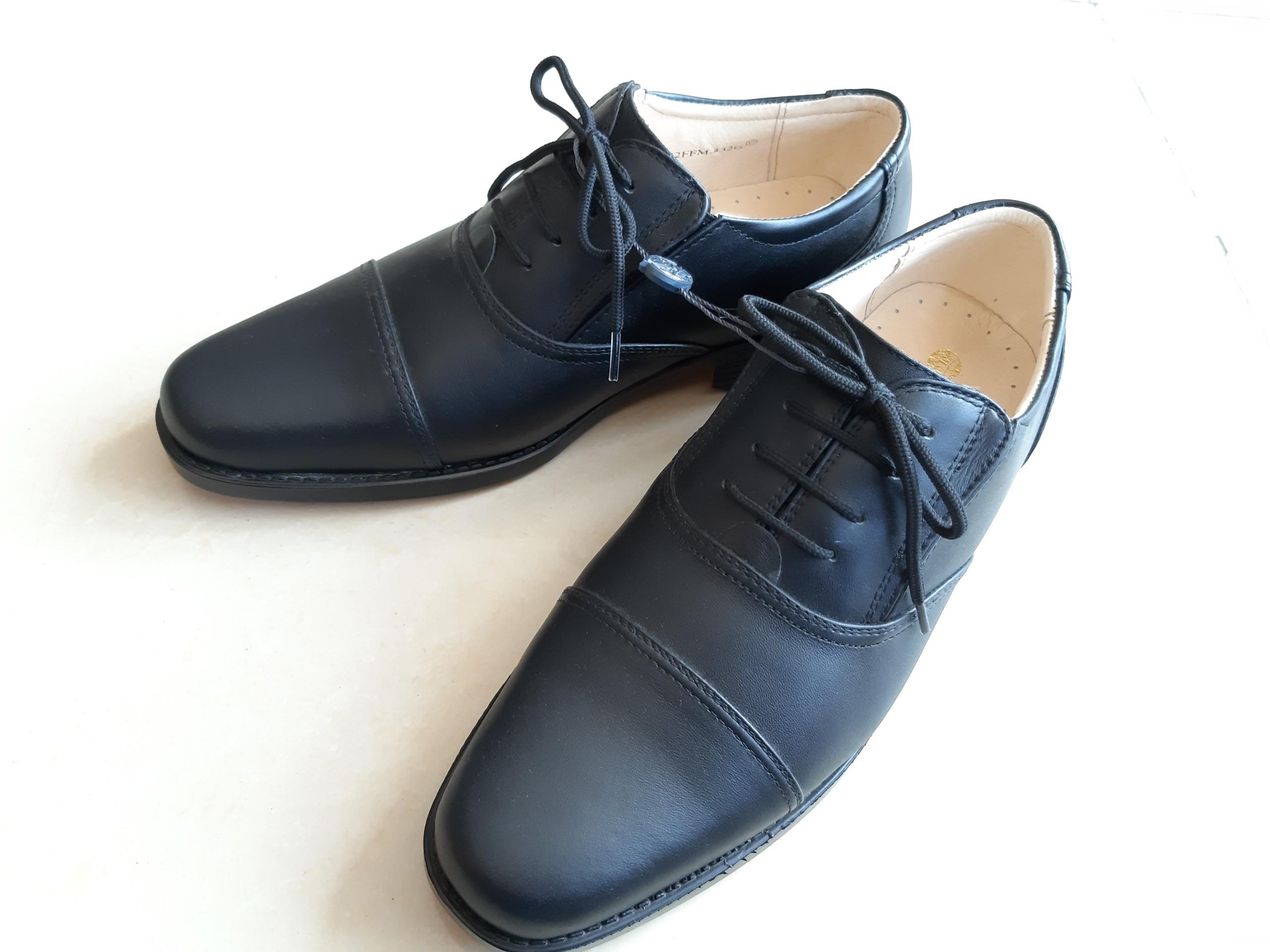 Giày Sỹ Quan Cấp Tướng Công An Mã 32-FFM 432G