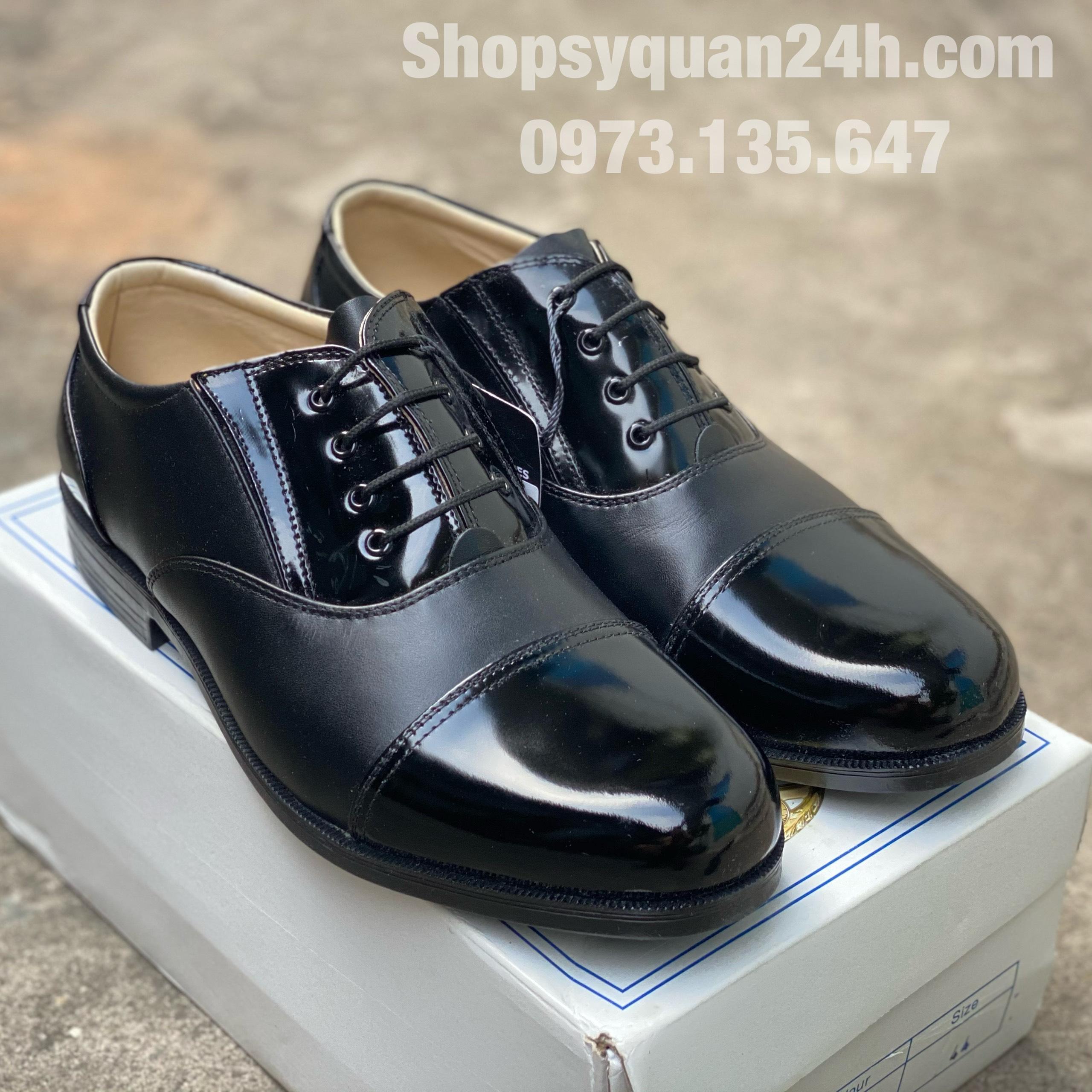 Giày Da Nam ASECO32 Mã 32M- 28C