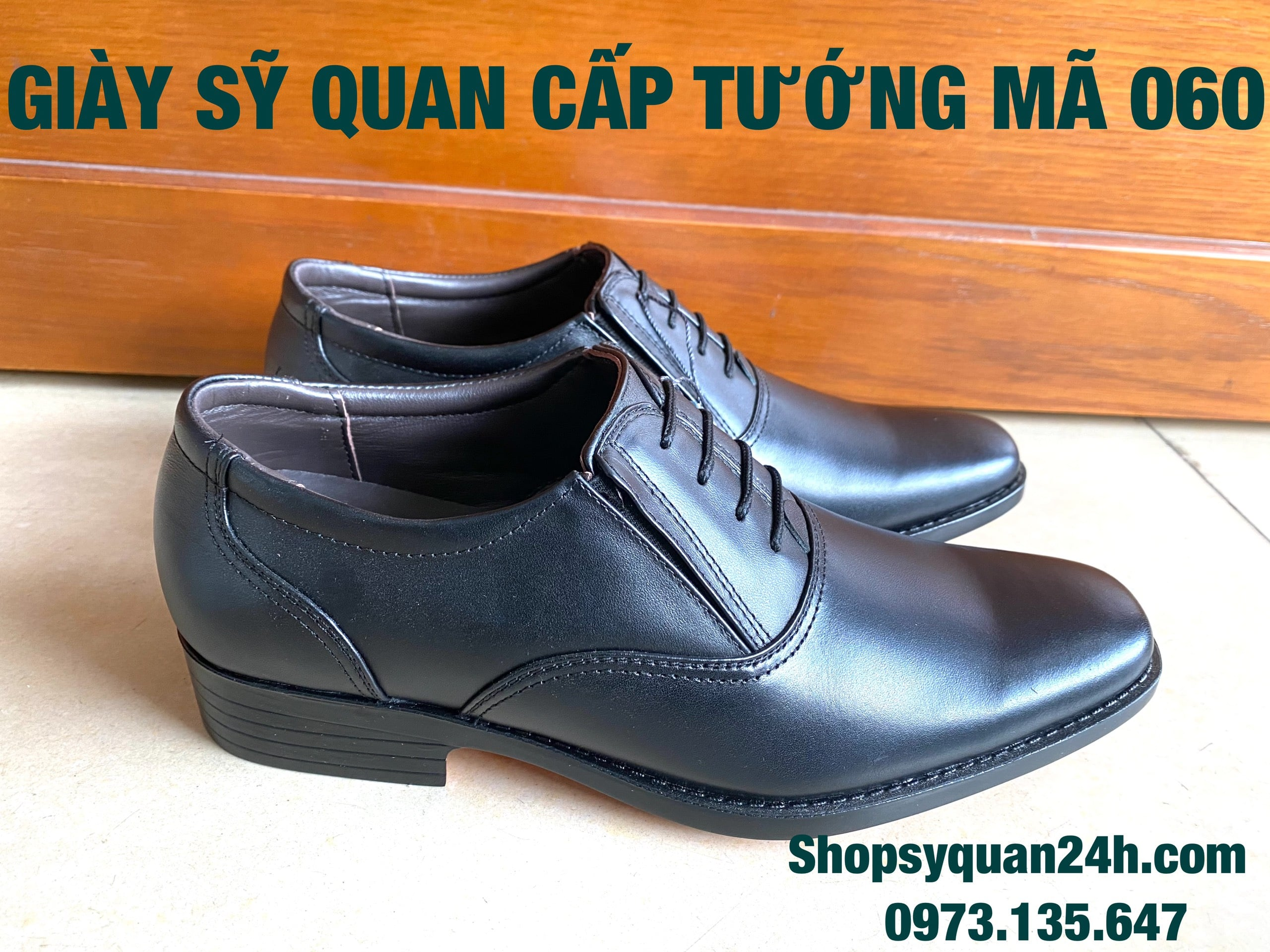 Giày Da Nam Cao Cấp ASECO32 Mã 32M- 060