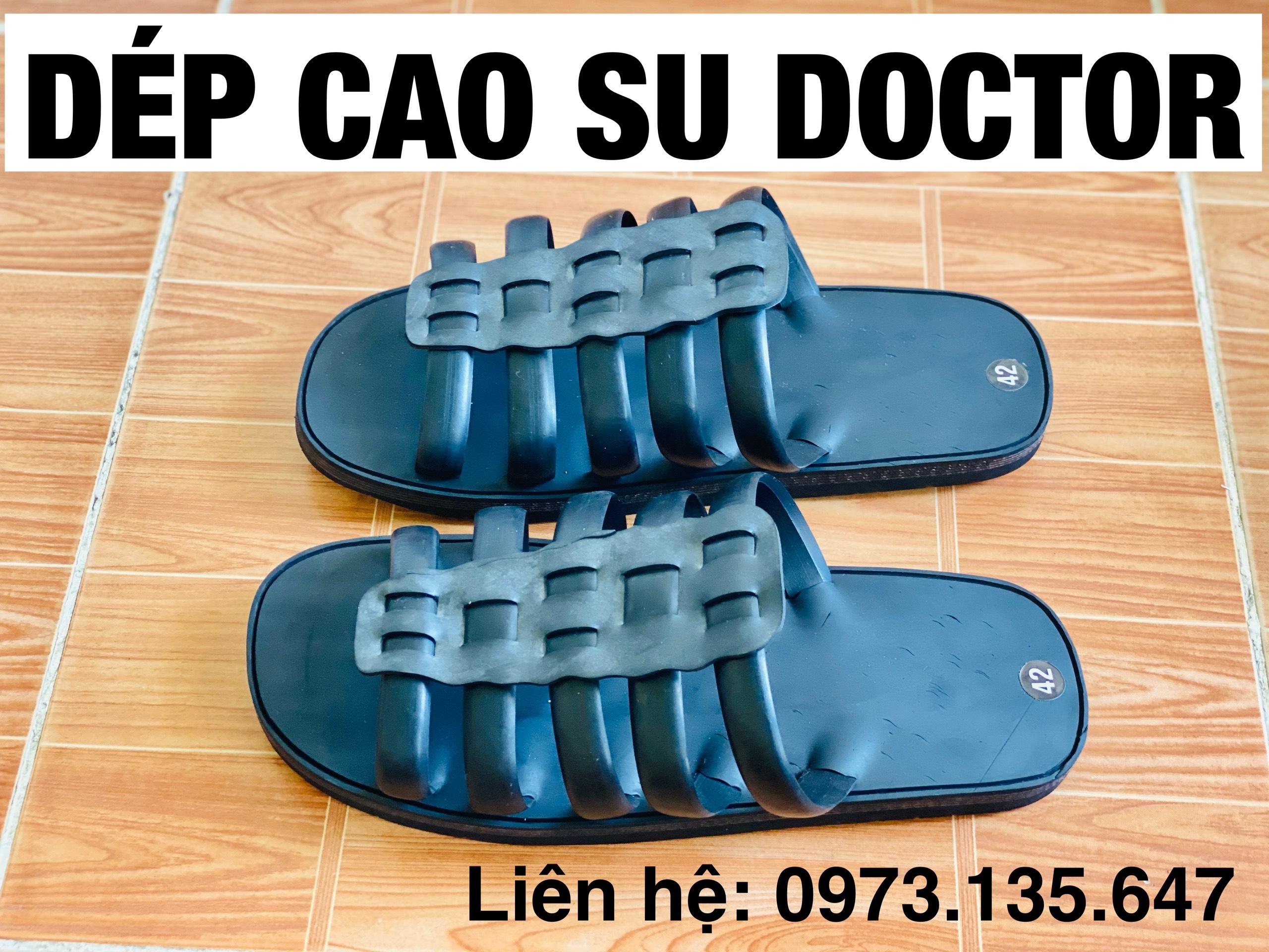 Dép Cao Su Doctor