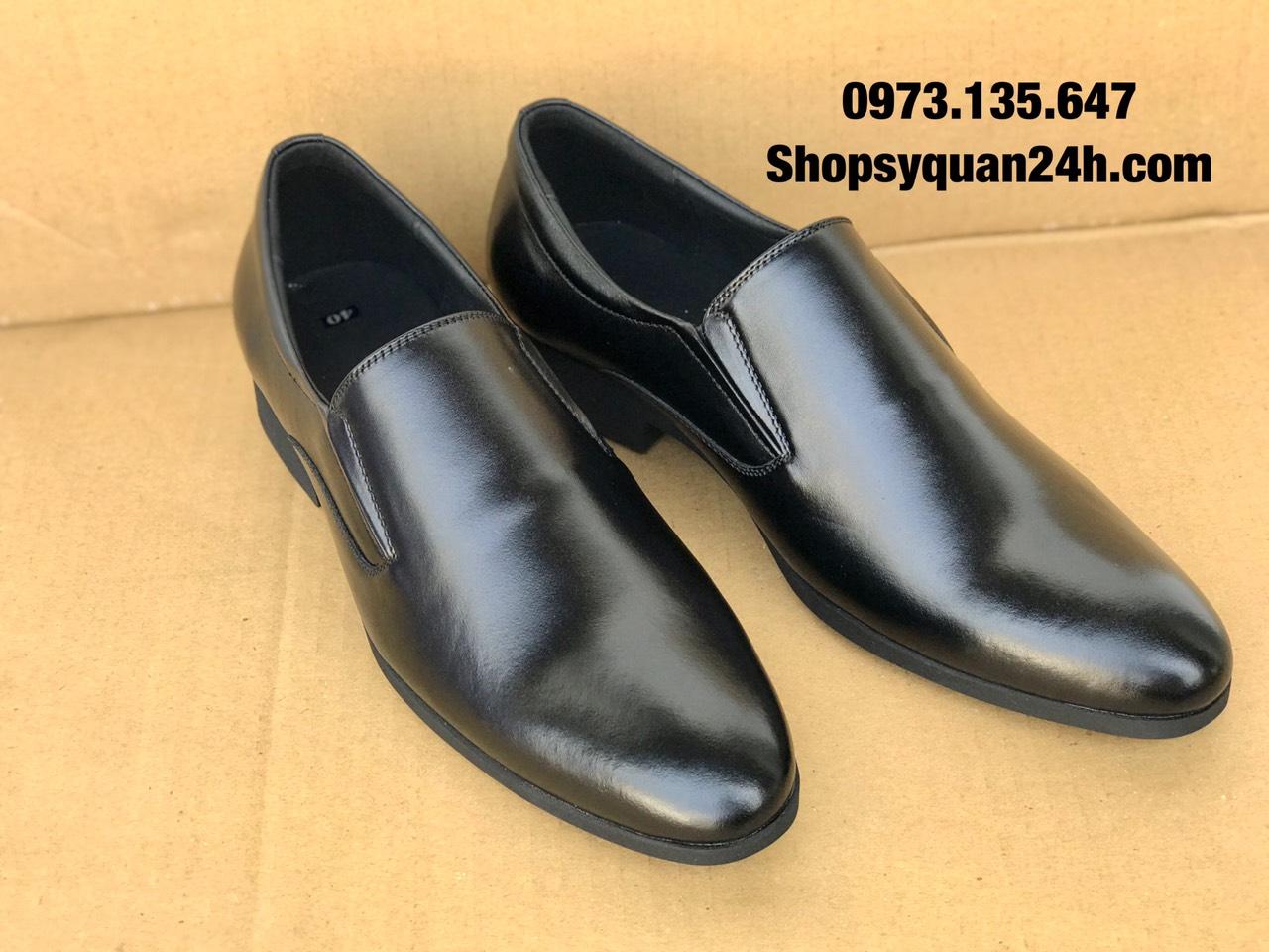Giày Công Sở Nam Da Bò G180