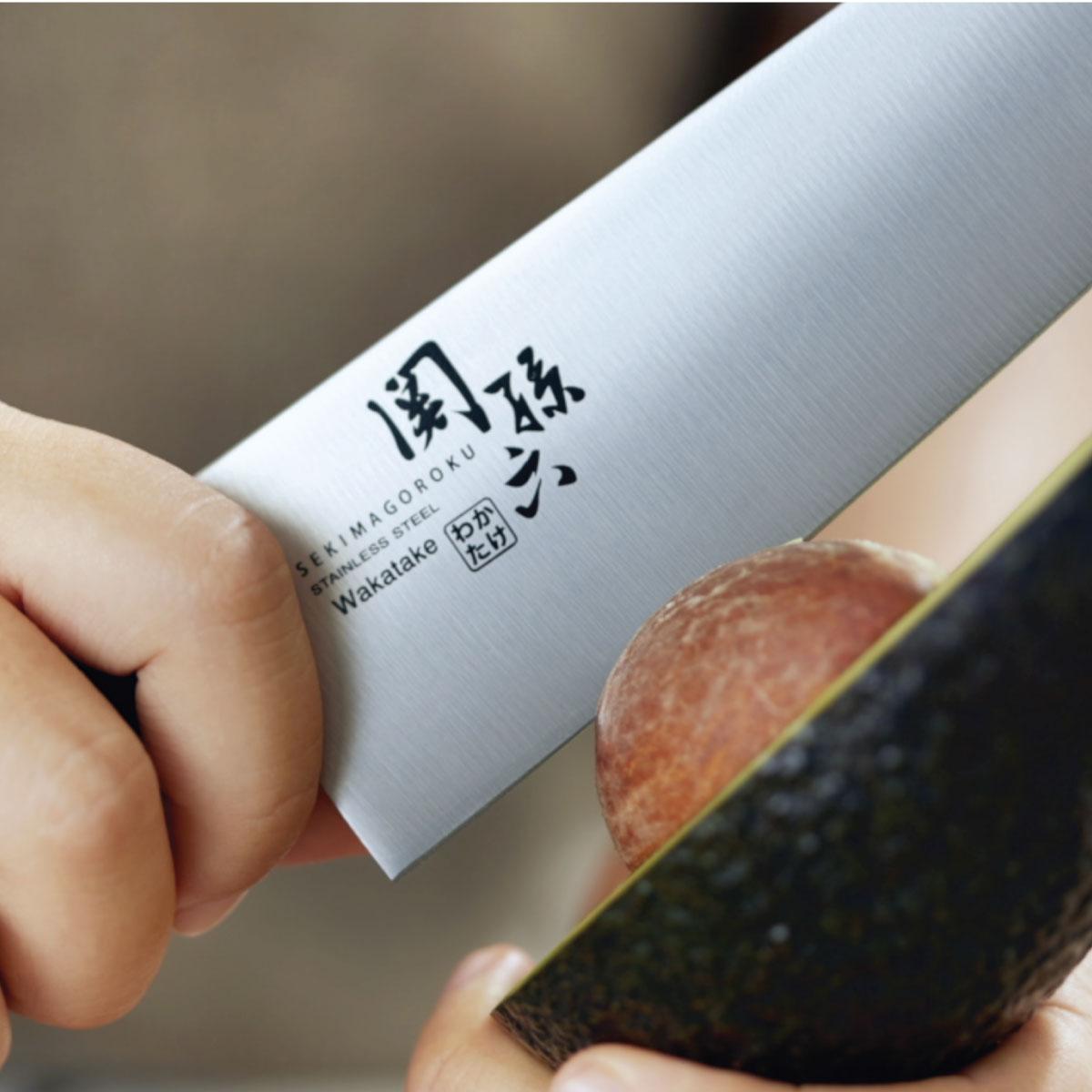 KAI - Seki Magoroku Wakatake - Dao Chef - 18cm | Kitchen Koncept