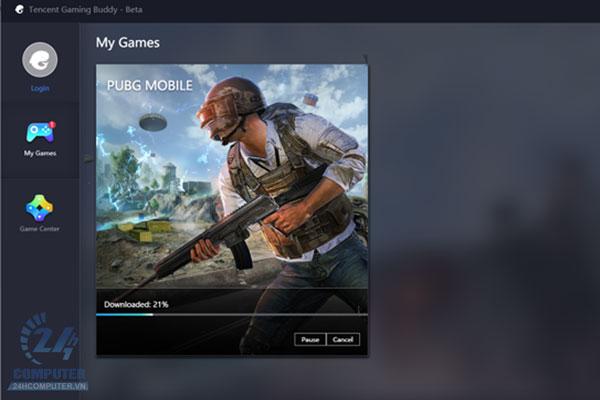 Cài cấu hình chơi PUBG PC