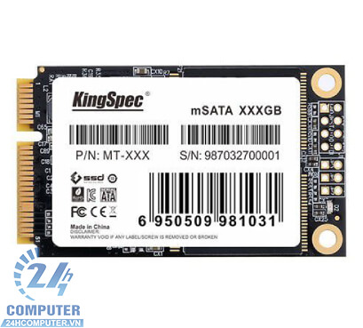 Kingspec 128GB MT-128 Msata
