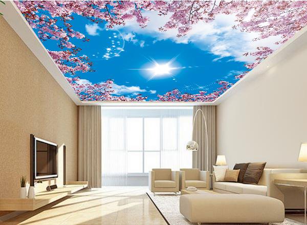 Giấy dán trần nhà - MS113