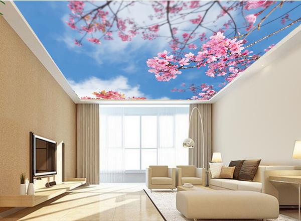 Giấy dán trần nhà - MS122