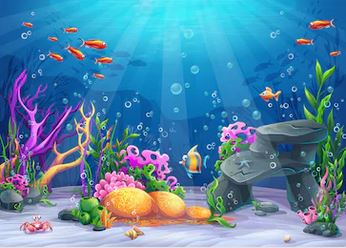 Hoạt hình cá - THH60