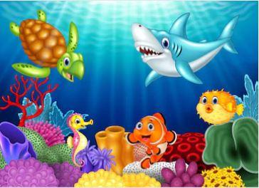 Hoạt hình cá - THH68