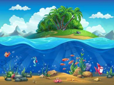 Hoạt hình cá - THH52