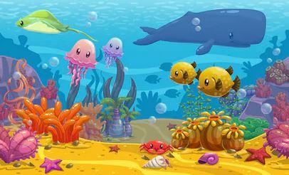 Hoạt hình cá - THH55