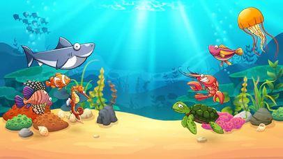 Hoạt hình cá - THH58