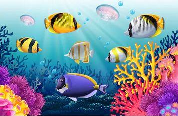 Hoạt hình cá - THH59