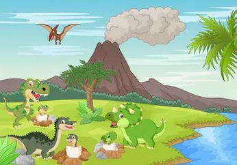 Hoạt hình khủng long - THH120
