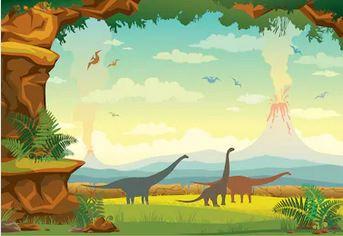 Hoạt hình khủng long - THH112