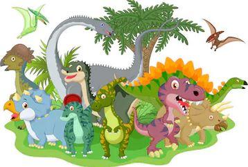 Hoạt hình khủng long - THH119