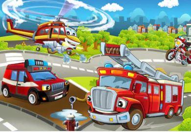 Hoạt hình ô tô - THH15