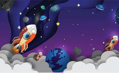 Hoạt hình vũ trụ - THH21