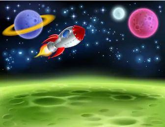 Hoạt hình vũ trụ - THH24