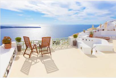 Cảnh đẹp Santorini Hy Lạp - TPKT321