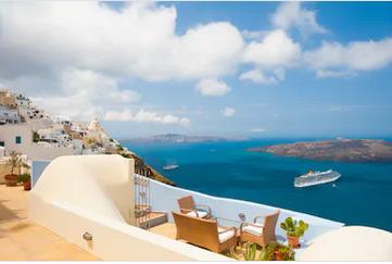 Cảnh đẹp Santorini Hy Lạp - TPKT323