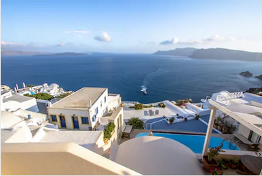 Cảnh đẹp Santorini Hy Lạp - TPKT324