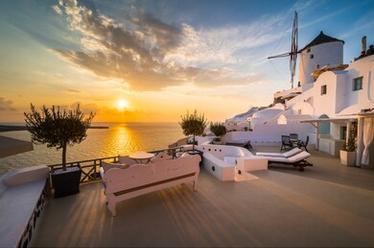 Cảnh đẹp Santorini Hy Lạp - TPKT328