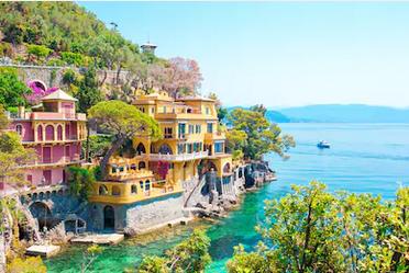 Cảnh đẹp Santorini Hy Lạp - TPKT331
