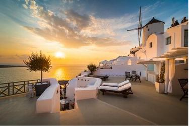 Cảnh đẹp Santorini Hy Lạp - TPKT333