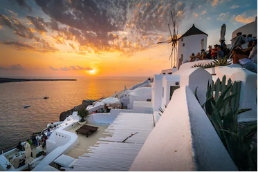 Cảnh đẹp Santorini Hy Lạp - TPKT334