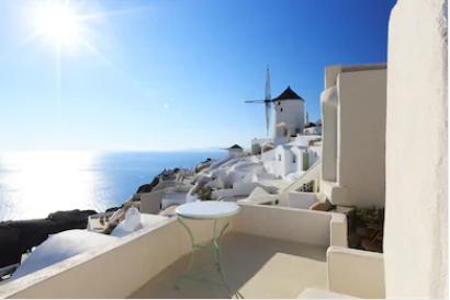 Cảnh đẹp Santorini Hy Lạp - TPKT335