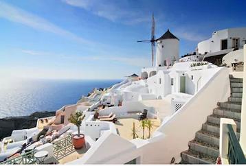Cảnh đẹp Santorini Hy Lạp - TPKT337