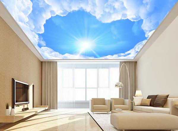 Trần mây - MS46