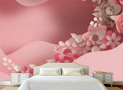 Tranh 3D phòng ngủ - TPN64