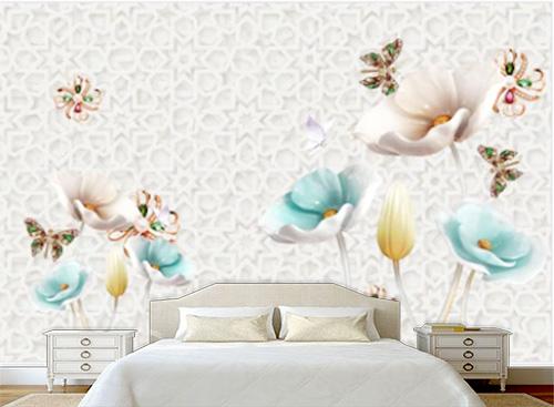 Tranh 3D phòng ngủ - TPN65