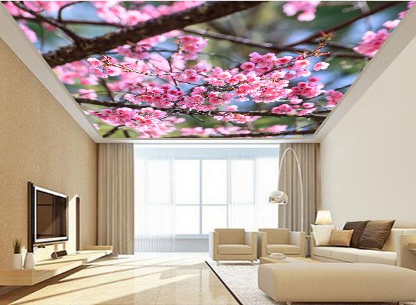 Tranh dán trần nhà 3d - MS141
