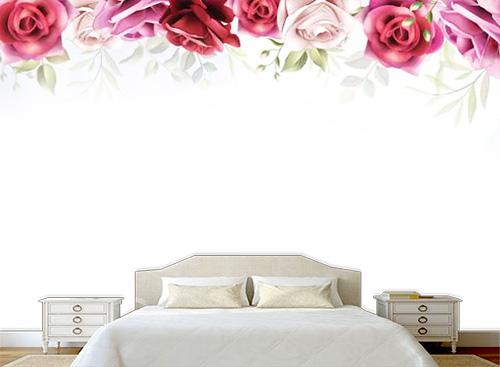 Tranh dán tường phòng ngủ - TPN92