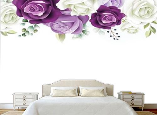 Tranh dán tường phòng ngủ - TPN94