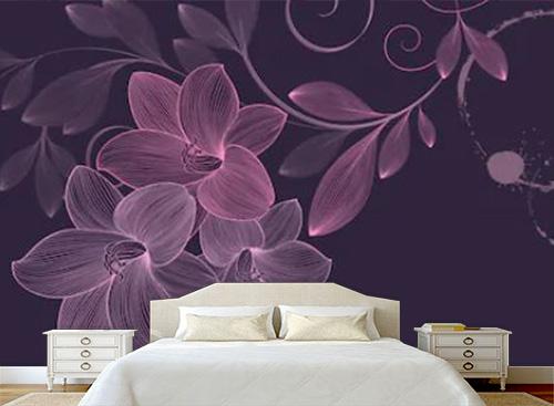 Tranh dán tường phòng ngủ - TPN97