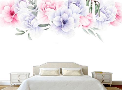 Tranh dán tường phòng ngủ - TPN98