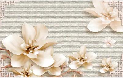 Tranh hoa 3d - TGN178