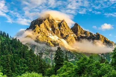 Tranh núi non 66