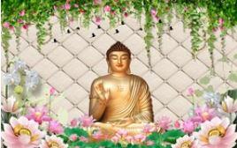 Tranh Phật giáo - TTG28