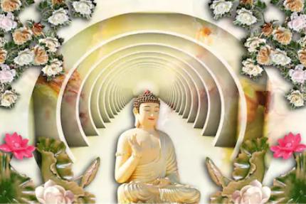 Tranh Phật giáo - TTG112