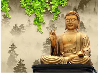 Tranh Phật giáo - TTG113