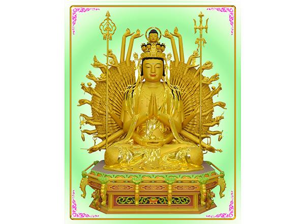Tranh Phật giáo - TTG14