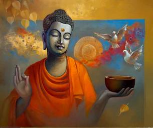 Tranh Phật giáo - TTG114