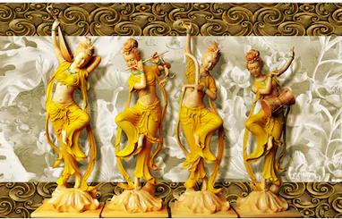 Tranh Phật giáo - TTG115