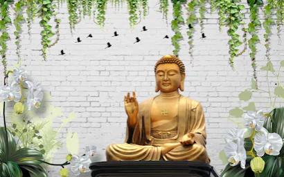 Tranh Phật giáo - TTG117