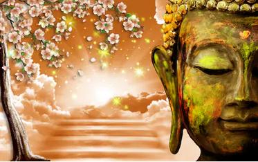 Tranh Phật giáo - TTG119