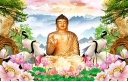 Tranh Phật giáo - TTG22